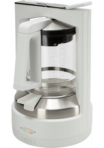 Krups Druckbrüh - Kaffeemaschine KM4682 T 8.2 kaufen
