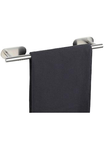 WENKO Handtuchhalter »Orea matt«, BxTxH: 40x7x4,5 cm, befestigen ohne bohren kaufen