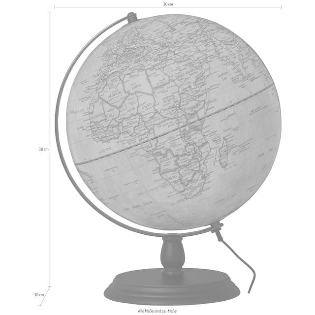 """emform® Globus """"Leuchtglobus ANTIQUE CIRCLE"""" (1-tlg.)"""