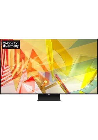 Samsung GQ75Q90T QLED - Fernseher (189 cm / (75 Zoll), 4K Ultra HD, Smart - TV kaufen