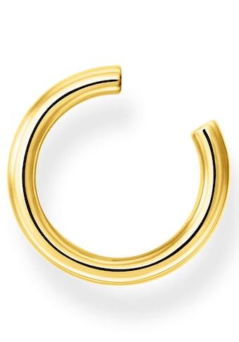 THOMAS SABO Paar Ohrklemmen »Earcuff, Klein gold, EC0013 - 413 - 39« kaufen