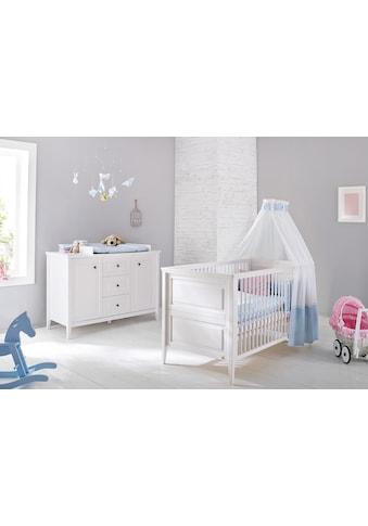 Pinolino® Babymöbel-Set »Smilla«, (Spar-Set, 2 St.), extrabreit; Made in Europe kaufen