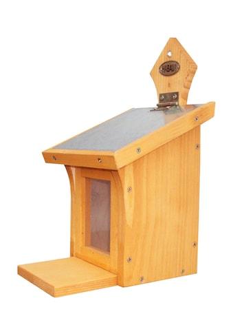 Habau Futterhaus »Eichhörnchen«, B/T/H: 16/19,5/28,5 cm kaufen