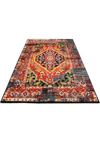 Wecon home Teppich »Heritage«, rechteckig, 13 mm Höhe, Wohnzimmer kaufen