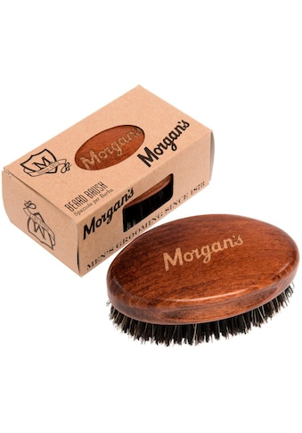 Morgan's Bartbürste »Beard Brush groß«, im Military Style kaufen