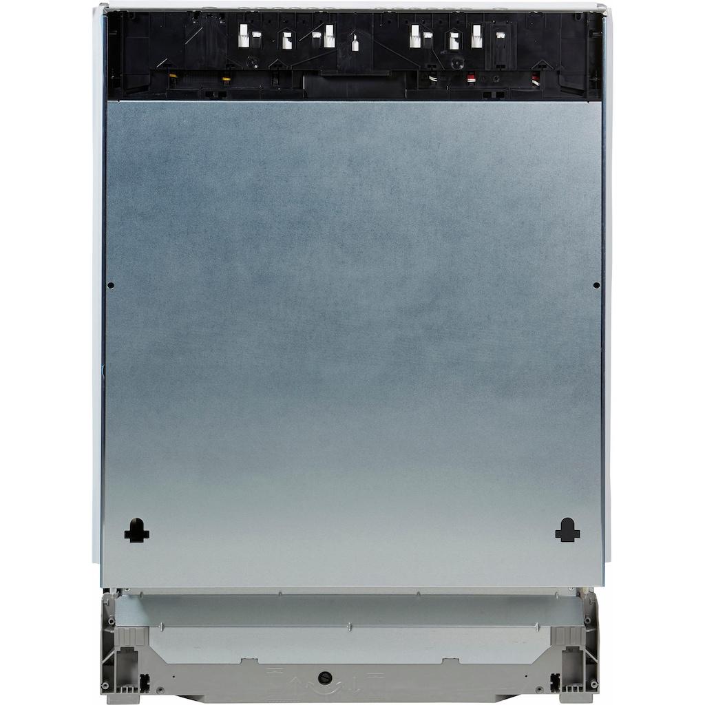 NEFF vollintegrierbarer Geschirrspüler »S523G60X0E«, N 50, S523G60X0E, 9,5 l, 12 Maßgedecke