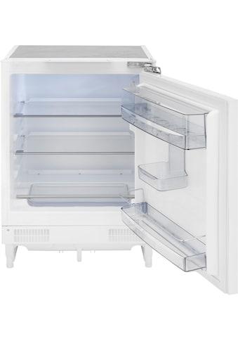 exquisit Einbaukühlschrank »UKS 140-1 RVA++« kaufen