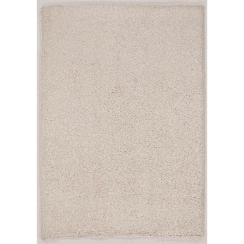 OCI DIE TEPPICHMARKE Hochflor-Teppich »Polaris Shaggy«, rechteckig, 50 mm Höhe, Besonders weich durch Microfaser