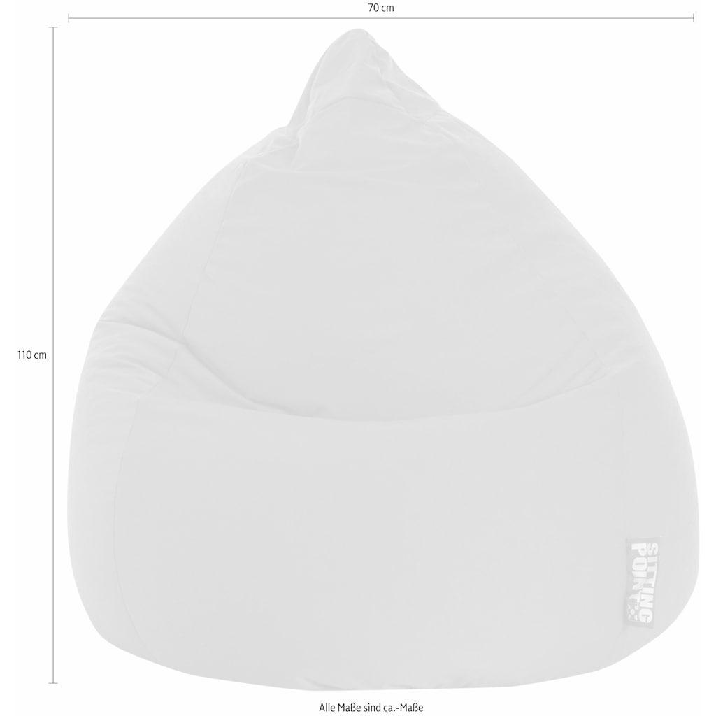 Magma Heimtex Sitzsack »EASY XL«