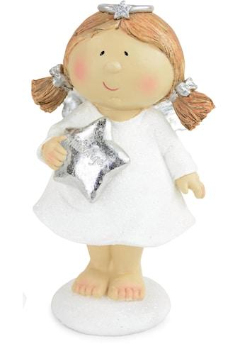 Engelfigur »Schutzengel mit Stern« kaufen