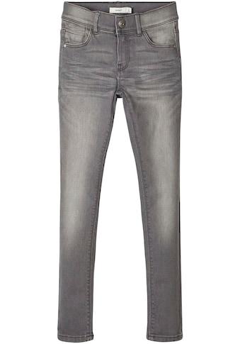Name It Stretch-Jeans »NKFPOLLY«, aus bequemem Stretchdenim kaufen
