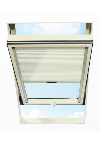 RORO Türen & Fenster Dachfensterplissee, blickdicht, in Führungsschienen, BxH: 94x140 cm kaufen