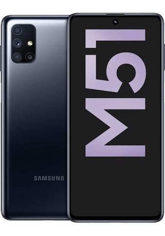 """Samsung Smartphone »Galaxy M51«, (16,95 cm/6,7 """" 128 GB Speicherplatz, 64 MP Kamera) kaufen"""