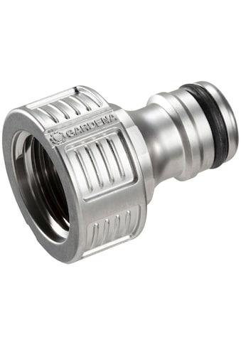 GARDENA Schlauchanschlussstück »Premium, 18240 - 20«, Metall, 21 mm (G 1/2'') kaufen