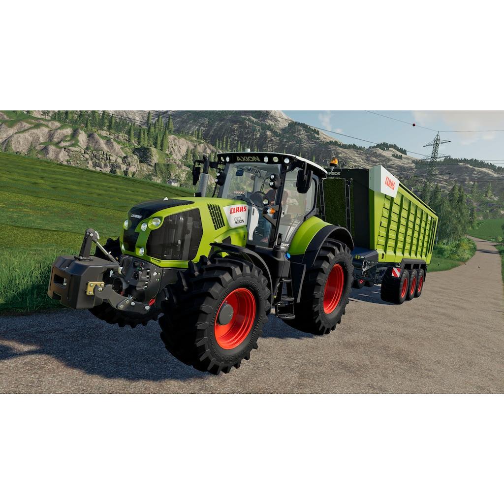 Astragon Spiel »Landwirtschafts-Simulator 19: Premium Edition«, PC