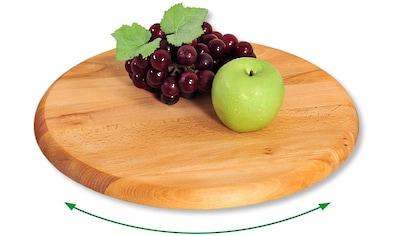 KESPER for kitchen & home Servierplatte, Maße: ø 35 cm / Höhe: 4 cm kaufen