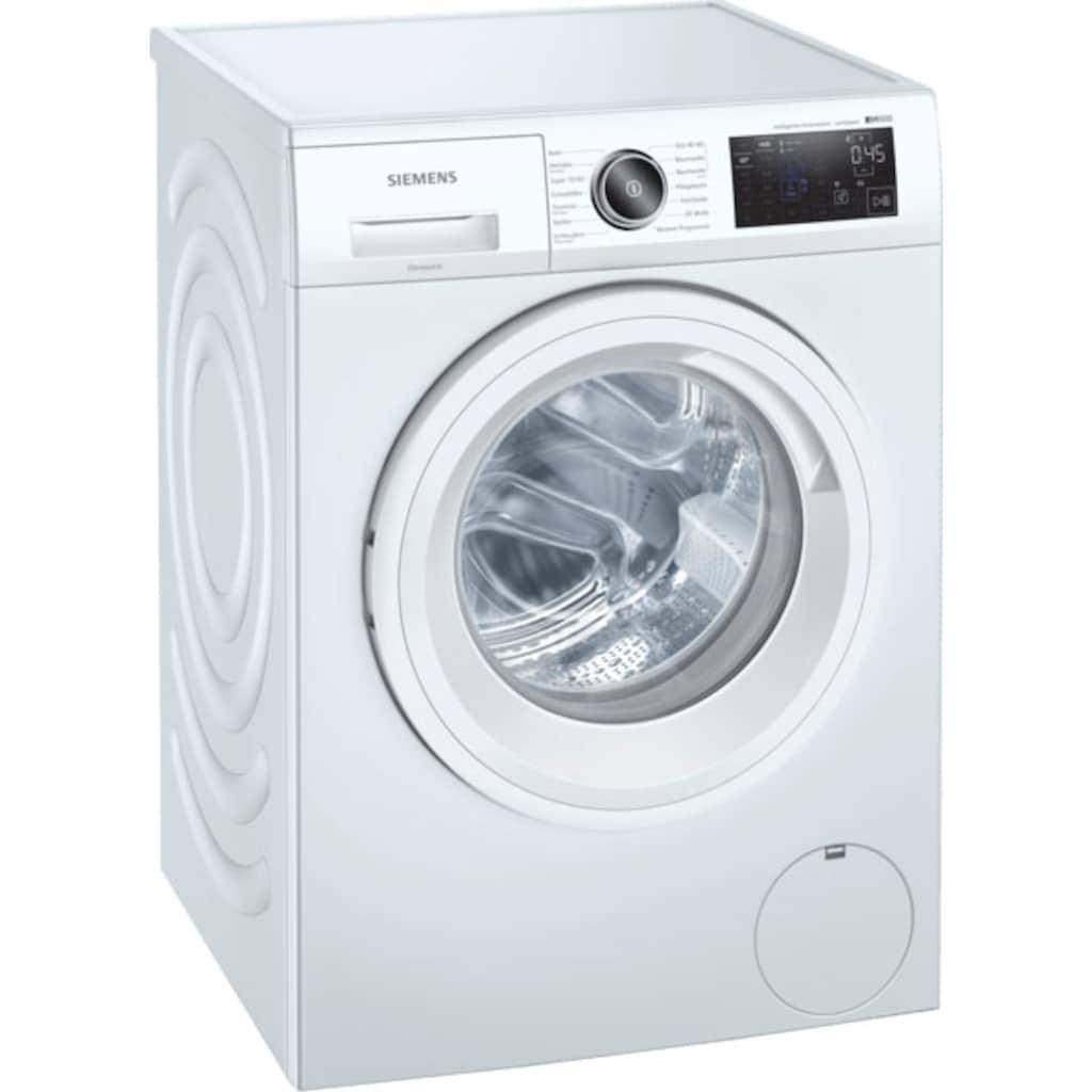 SIEMENS Waschmaschine »WM14UPA0«, iQ500, WM14UPA0, 9 kg, 1400 U/min