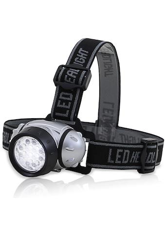 B.K.Licht Stirnlampe, Outdoor Headlight Kopfleuchte Sport, Batteriebetrieben kaufen