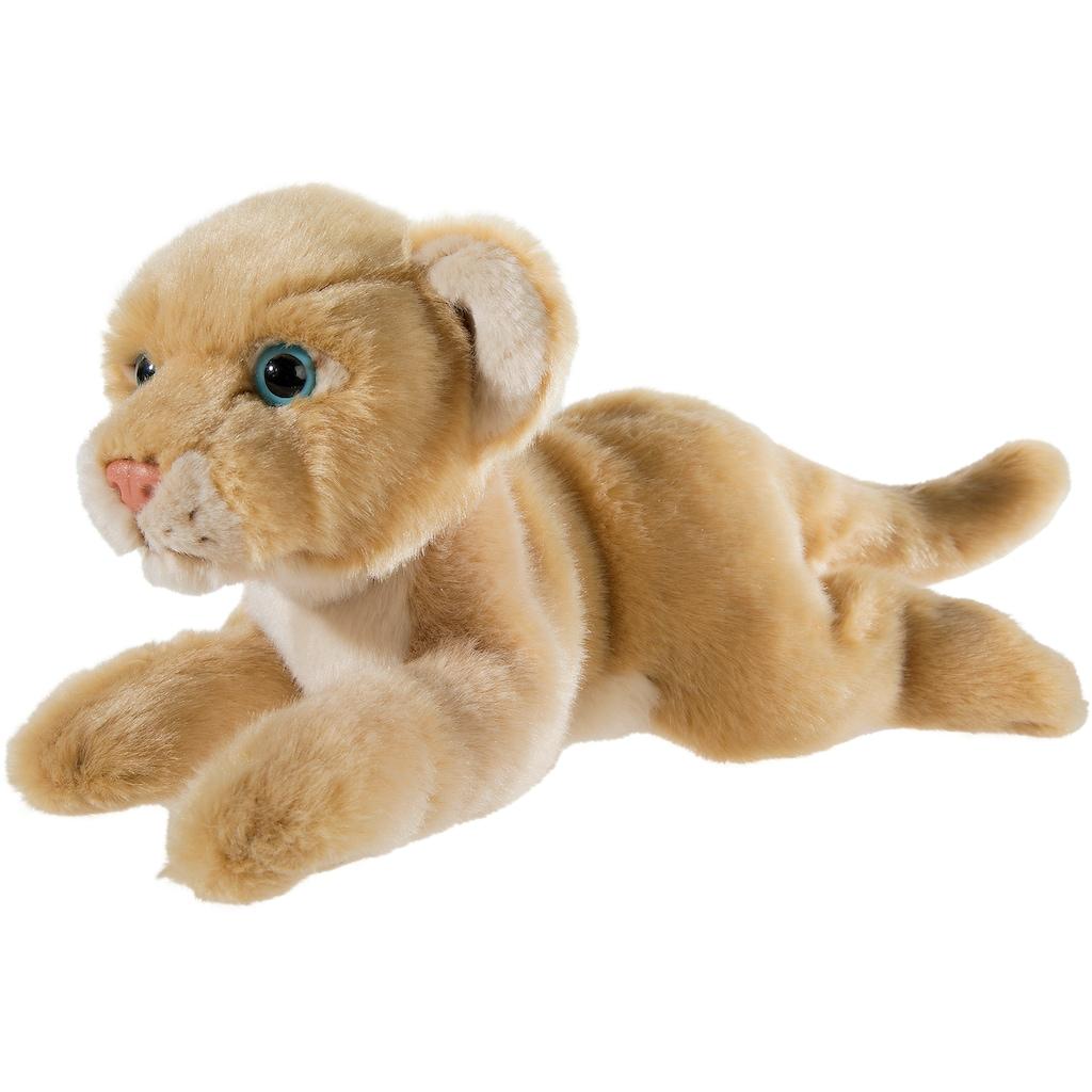 Heunec® Kuscheltier »MISANIMO Baby Löwe, 25 cm«, liegend