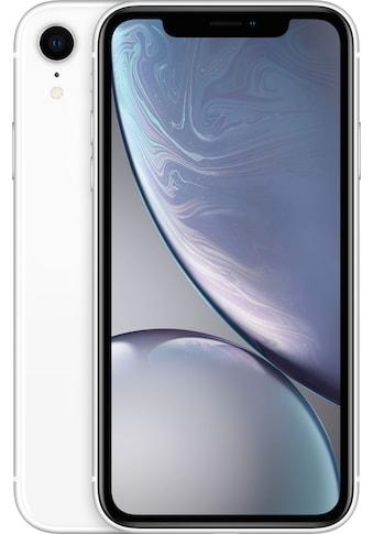 """Apple Smartphone »iPhone XR 64GB«, (15,49 cm/6,1 """", 64 GB Speicherplatz, 12 MP... kaufen"""