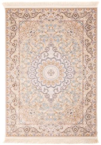 morgenland Orientteppich »Benafscha«, rechteckig, 7 mm Höhe kaufen