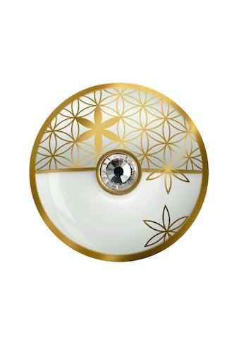 Goebel Brosche »Blume des Lebens, 23500581«, mit Glasstein kaufen