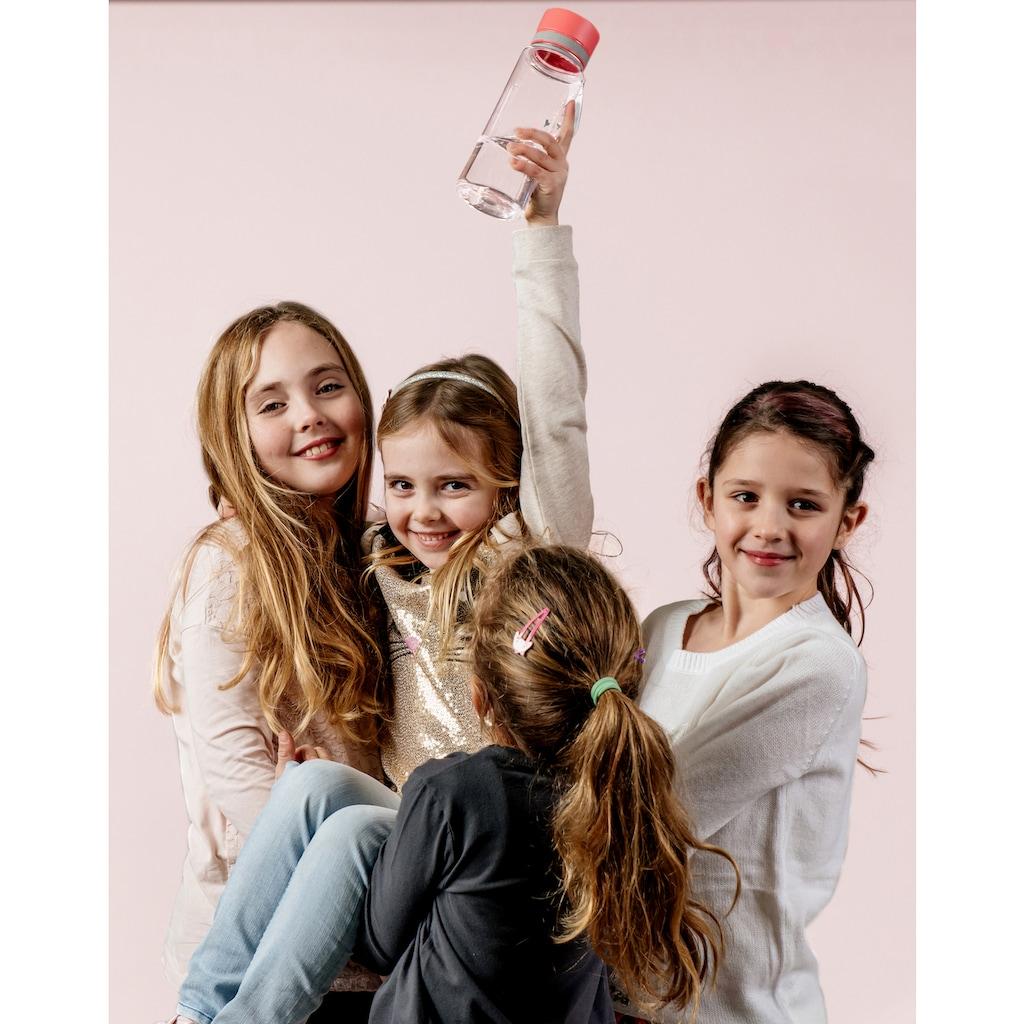 equa Trinkflasche »Equa Kids Birds«, Tritankunststoff, Inhalt 600 ml