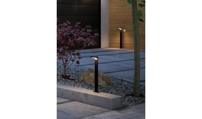 Paulmann,LED Pollerleuchte»Solar Ryse Anthrazit mit Bewegungsmelder 3000K 100lm«, kaufen