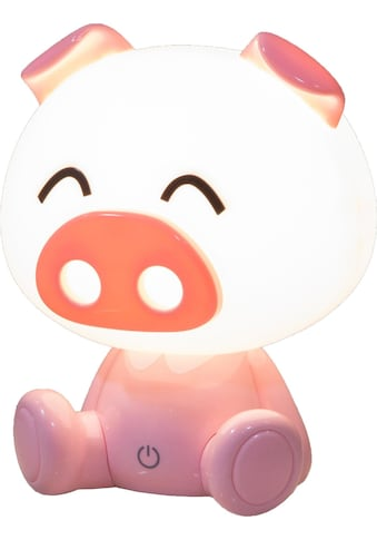 Nino Leuchten LED Tischleuchte »Pig«, LED-Board, 1 St., Warmweiß kaufen