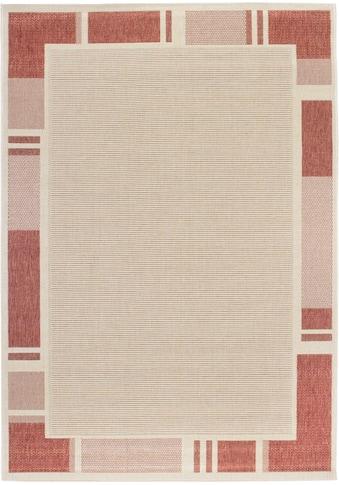 Andiamo Teppich »New Orleans 2«, rechteckig, 5 mm Höhe, Flachgewebe, mit Bordüre, In-... kaufen