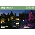 Paulmann,LED Gartenstrahler»Outdoor Plug & Shine floor downlight«,