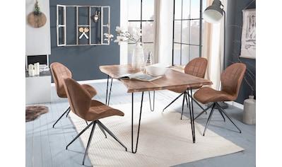 Premium collection by Home affaire Esstisch »Manhattan 2.0« kaufen