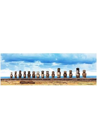 Art & Pleasure Acrylglasbild »Easter Island«, Landschaften kaufen