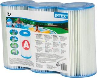 intex filterkartusche filter cartridge typ a 3erpack auf raten kaufen. Black Bedroom Furniture Sets. Home Design Ideas