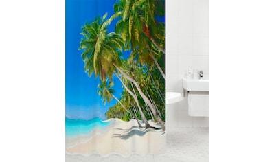 Sanilo Duschvorhang »Karibik«, Breite 180 cm kaufen