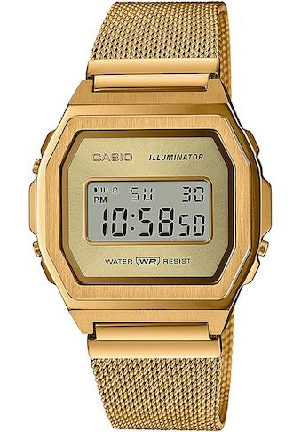 CASIO VINTAGE Chronograph »A1000MG-9EF« kaufen