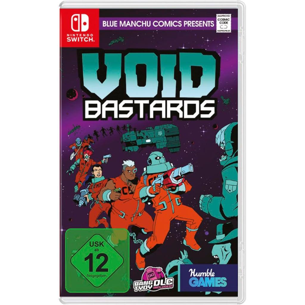 Humble Bundle Spiel »Void Bastards«, Nintendo Switch