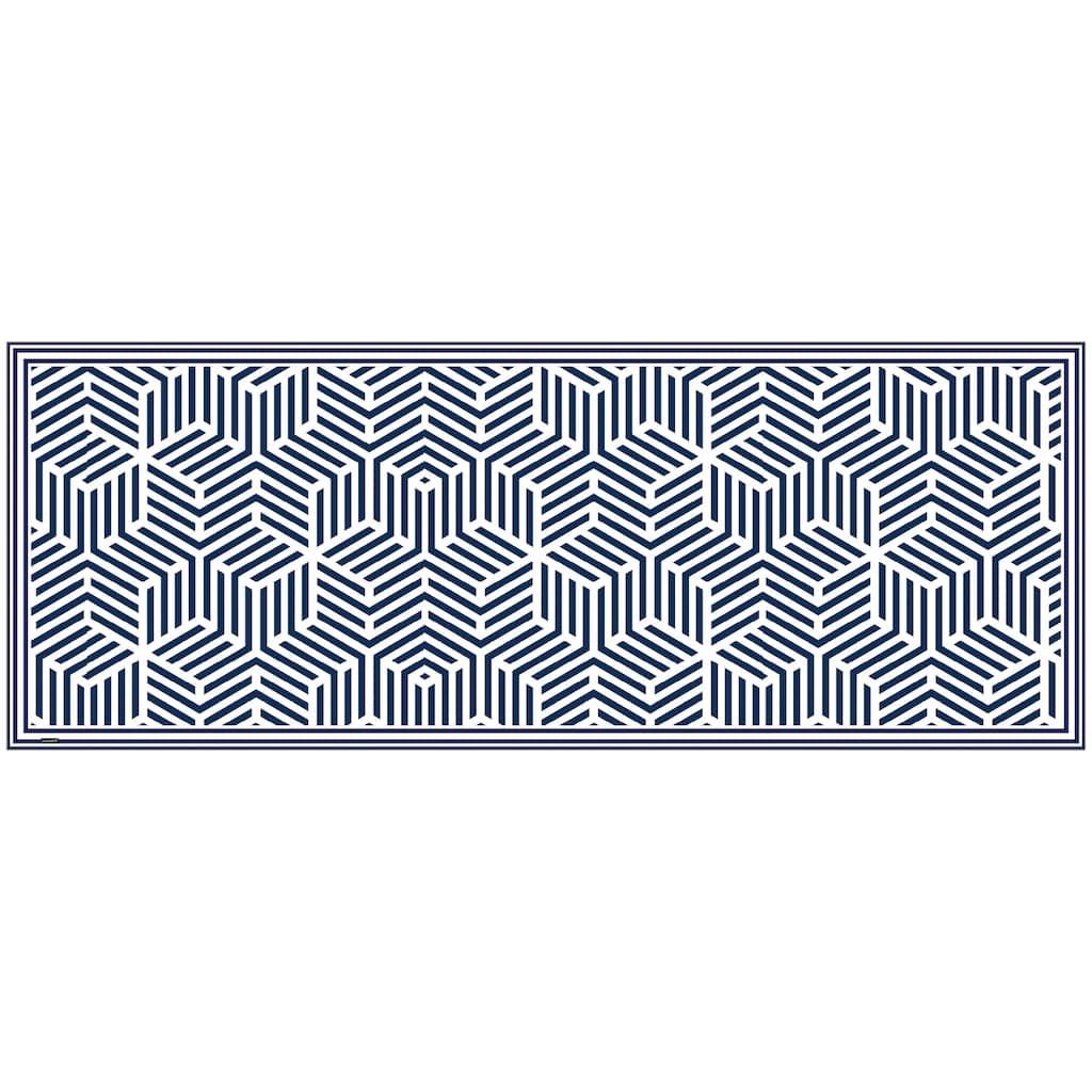MySpotti Vinylteppich »Buddy Svenson«, rechteckig, 0,03 mm Höhe, statisch haftend