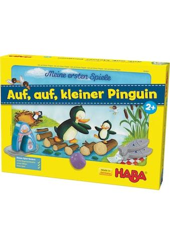 Haba Spiel »Meine ersten Spiele - Auf, auf, kleiner Pinguin!«, Made in Germany kaufen