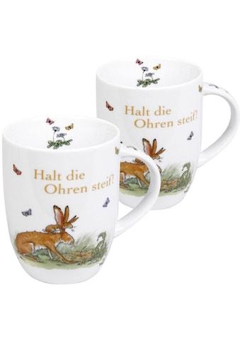 Könitz Becher »Weißt du eigentlich... - Ohren«, (Set, 2 tlg.), 2-teilig kaufen