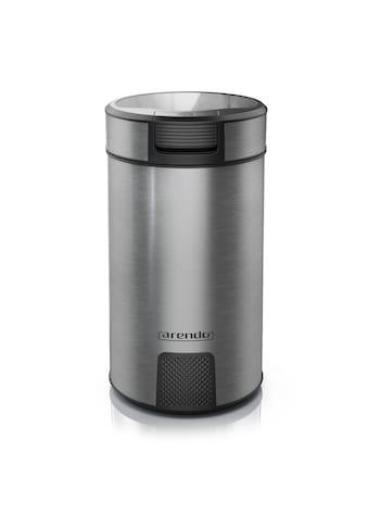 Arendo Kaffeemühle mit Edelstahlmesser »MOSA 200W« kaufen