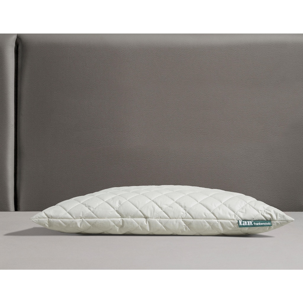 f.a.n. Schlafkomfort Naturfaserkissen »Kamelhaar«, (1 St.)