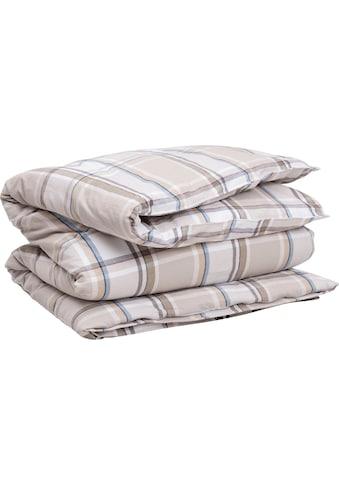Bettwäsche »Flannel Check«, Gant kaufen