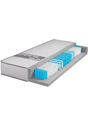 Taschenfederkernmatratze »Smartsleep 6000«, Breckle, 23 cm hoch kaufen
