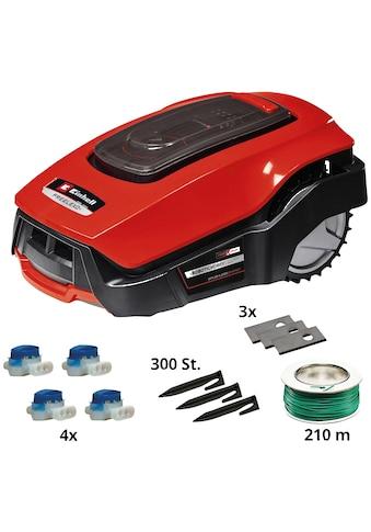 Einhell Rasenmähroboter »FREELEXO 1200 LCD BT« kaufen