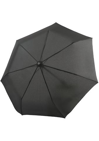 bugatti Taschenregenschirm »Take It Duo schwarz« kaufen
