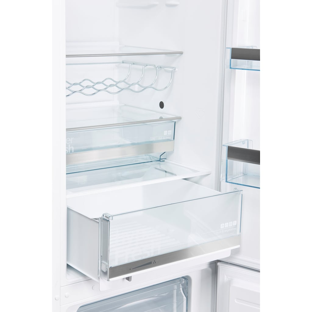 SIEMENS Kühl-/Gefrierkombination, 201 cm hoch, 60 cm breit