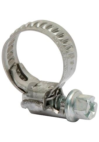 RAMSES Schlauchschelle , Bandbreite 9,0 mm Edelstahl Spannbereich 20 - 32 mm 50 Stück kaufen