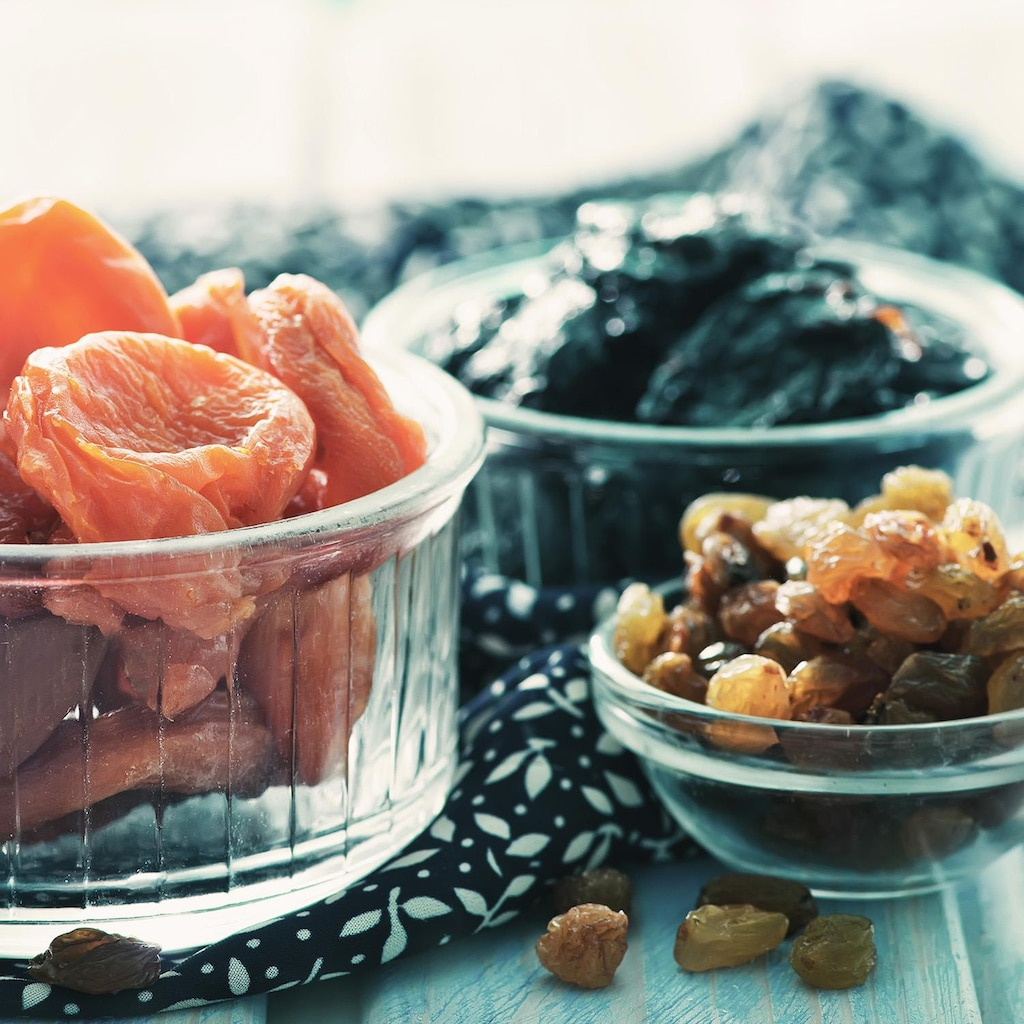 Klarstein Dörrautomat Dehydrator 6 Etagen für Obst 630W Edelstahl »FruitJerkyPro«