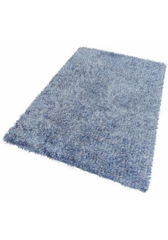 Hochflor - Teppich, »Girly«, THEKO, rechteckig, Höhe 50 mm, handgetuftet kaufen